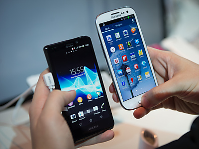 Android-Handys ab 100 Euro
