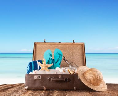Gut versichert im Urlaub