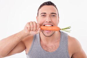 Stärken Karotten die Sehkraft? © Yakobchukolena - Fotolia.com