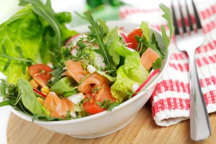 Gesund ernähren ab 60 Jahren
